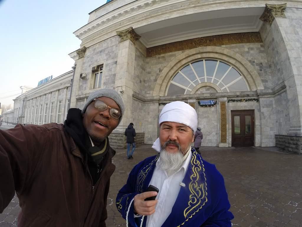 Almaty, Kazakhstan - Almaty 2 Station