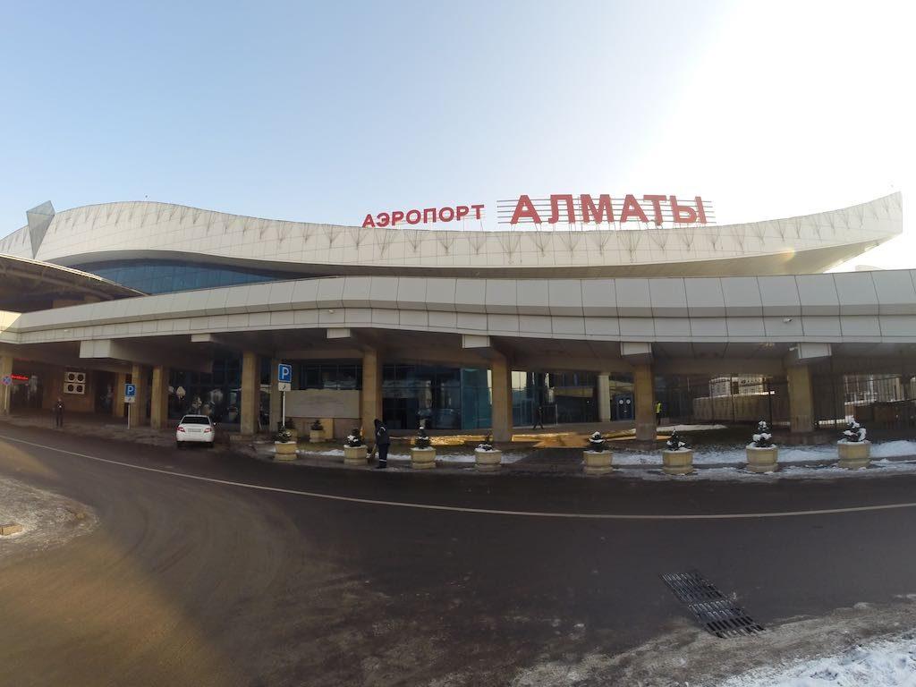 Almaty, Kazakhstan - Almaty Airport (ALA)