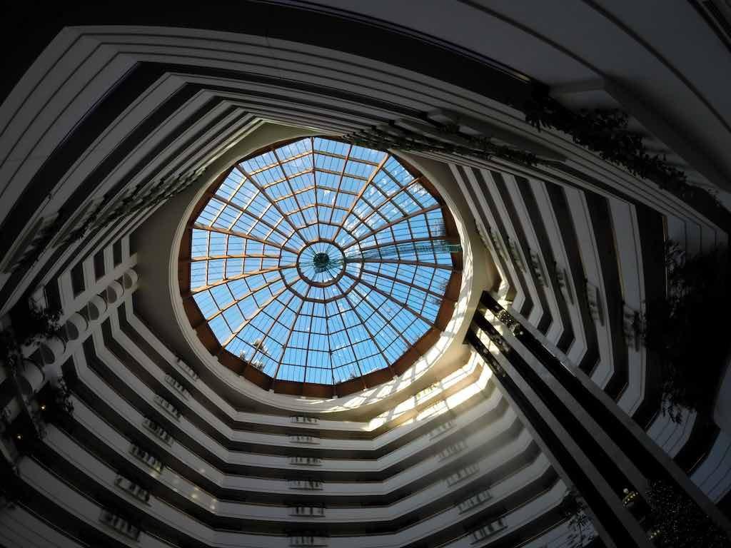 Almaty, Kazakhstan - Almaty Hotel Interior