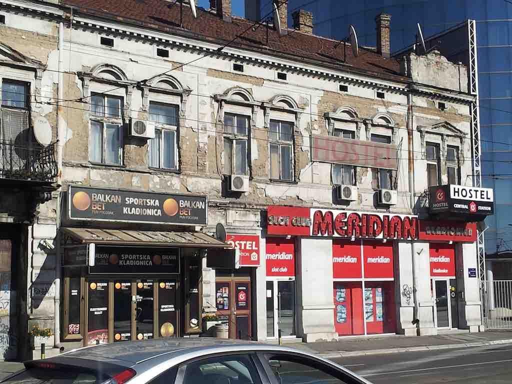 Belgrade, Serbia - Hostel