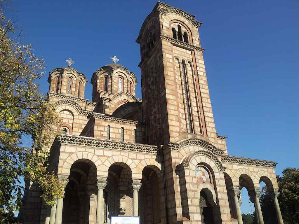 Belgrade, Serbia - Russian Orthodox Church