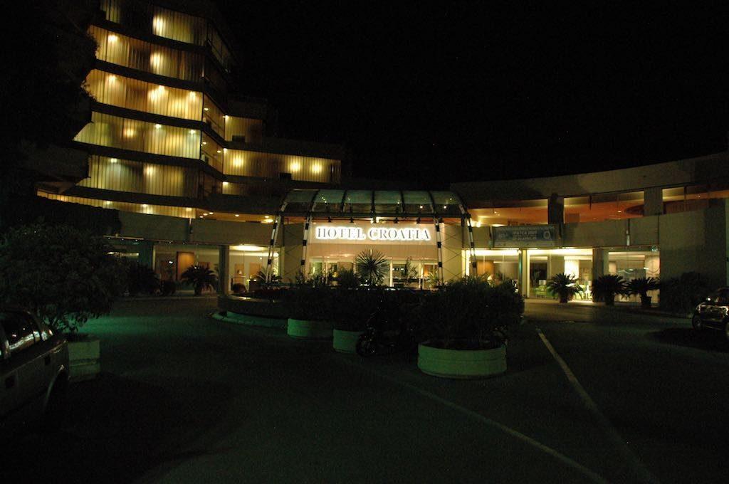 Cavtat, Croatia - Hotel Croatia