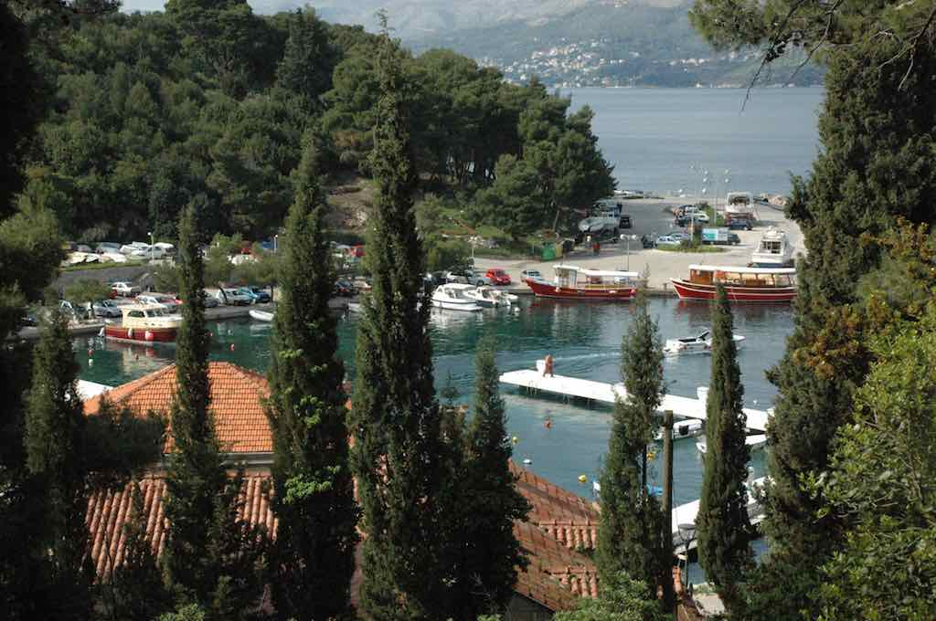Cavtat, Croatia - Harbour