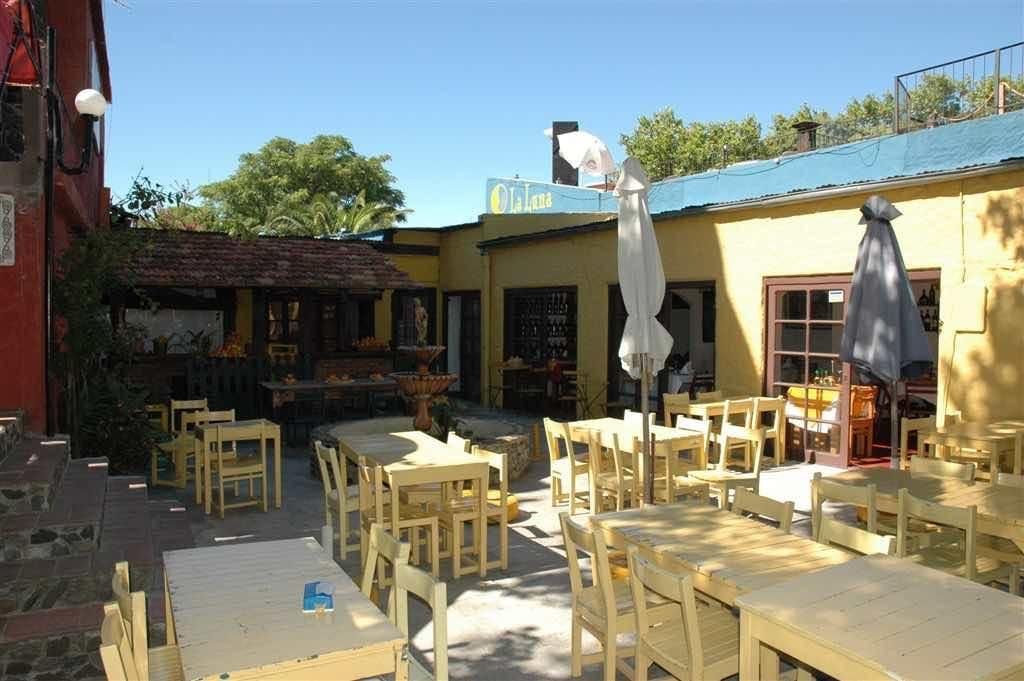 Colonia, Uruguay - La Luna Restaurant
