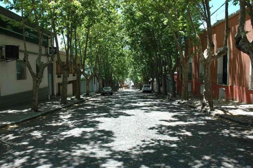 Colonia, Uruguay - Streets of Colonia