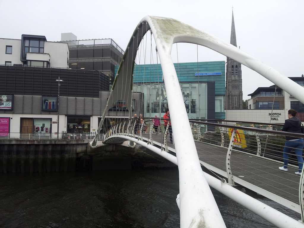 Drogheda, Ireland - Drogheda Bridge