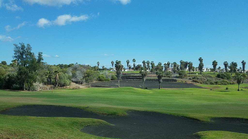 Gulf de Sur, Tenerife, Canary Islands, Spain - Golf Course