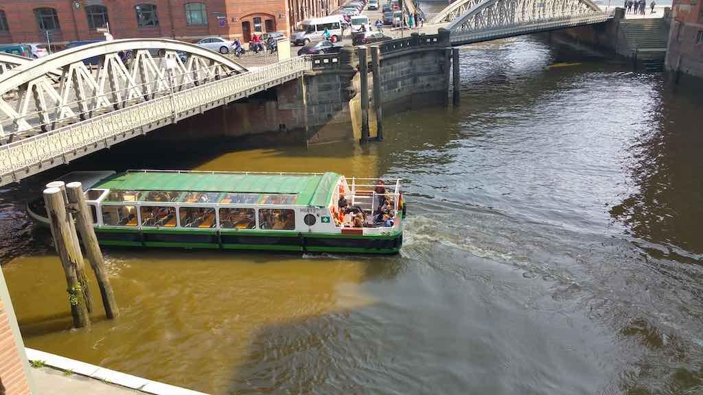 Hamburg, Germany - Bridges and Boats