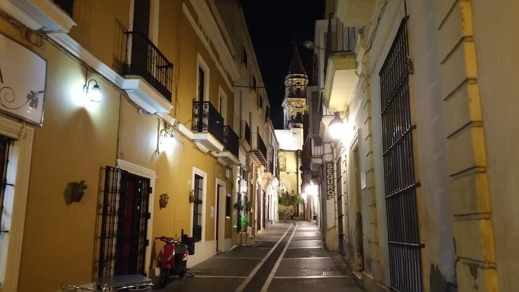 Jerez de la Frontera - Narrow streets