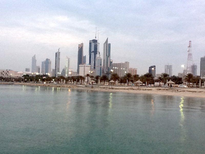 Kuwait City, Kuwait - City