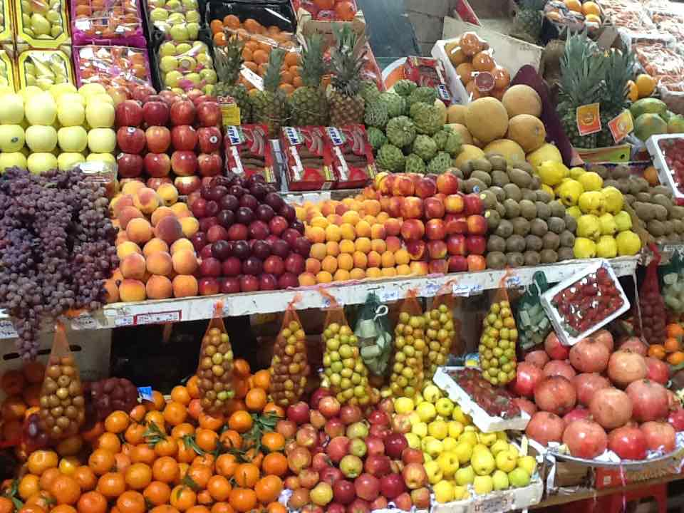 Kuwait City, Kuwait - Fruits