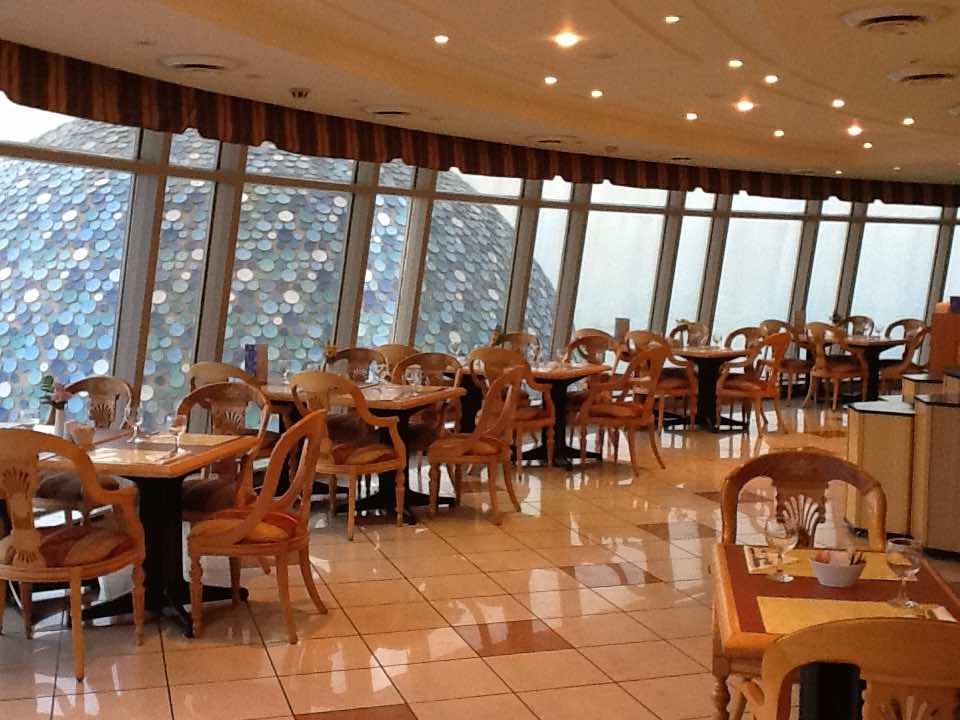 Kuwait City, Kuwait - Kuwait Towers Restaurant
