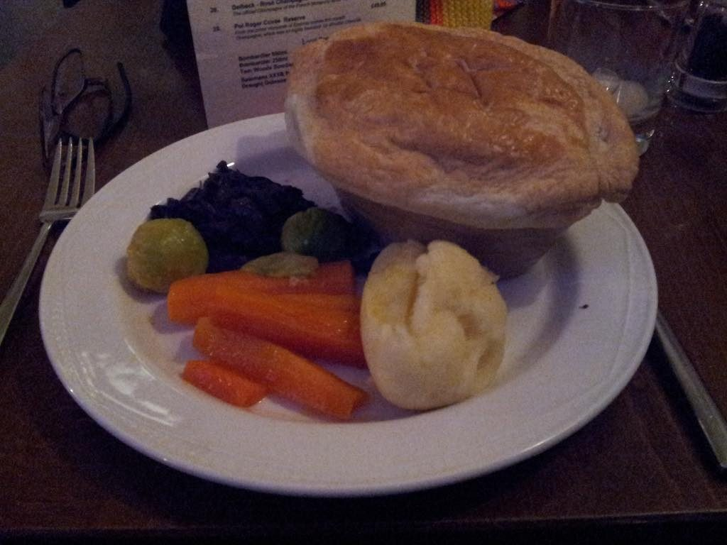 Lincoln, Lincolnshire, United Kingdom - Shepherds Pie