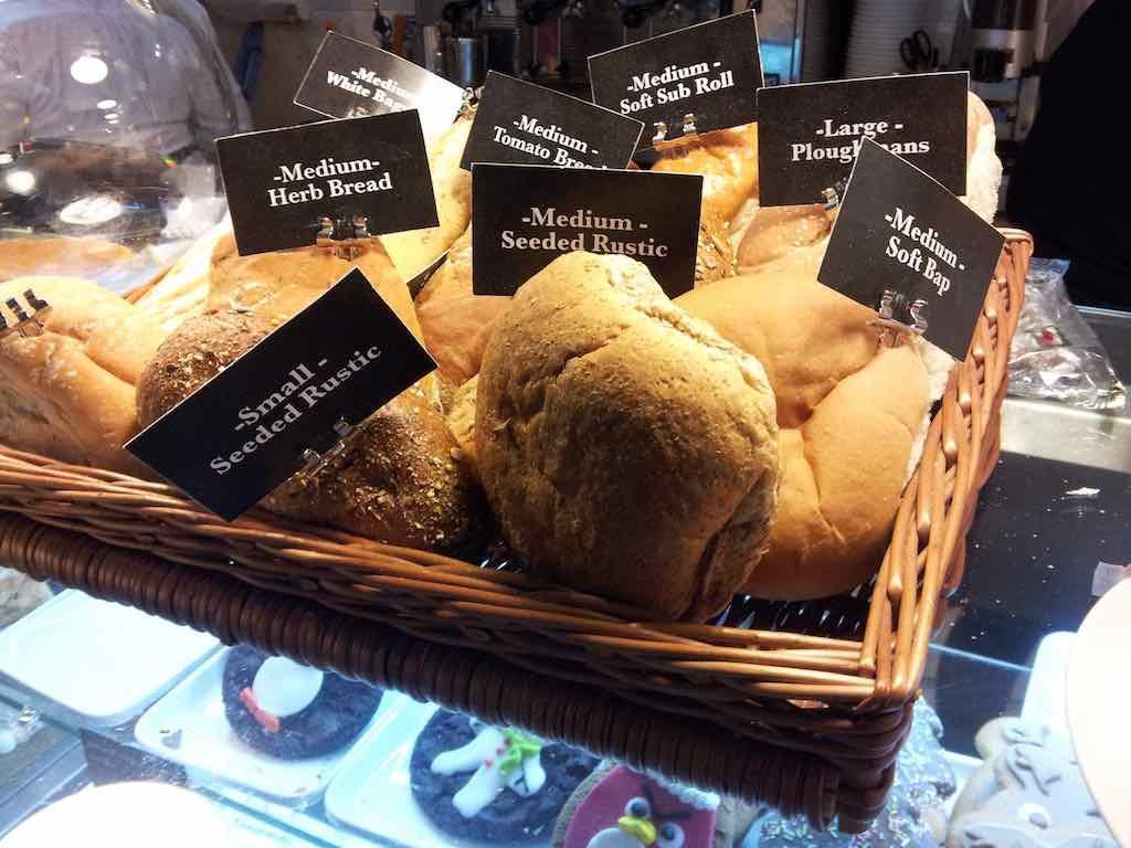 Lincoln, Lincolnshire, United Kingdom - breads