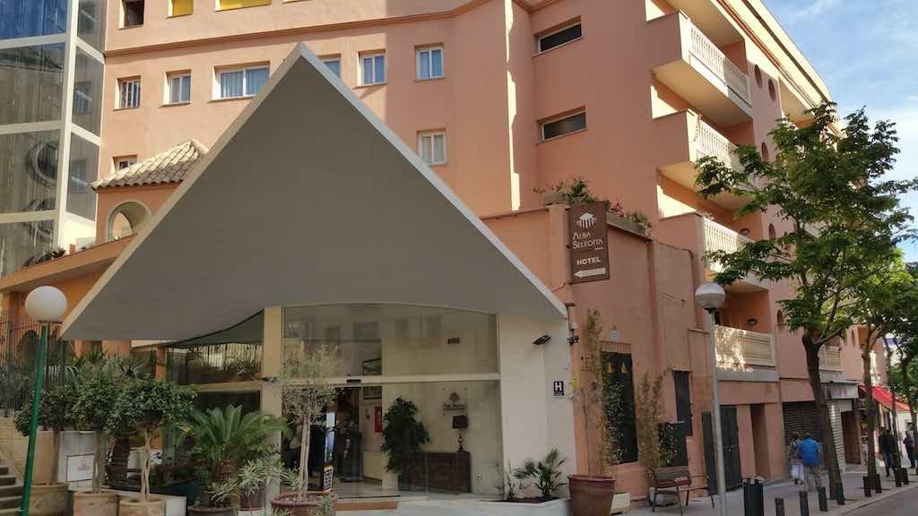 Lloret de mar, Spain - Alba Seleqtta Hotel
