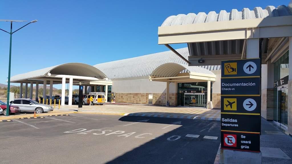 Loreto, Mexico - Airport (LTO)
