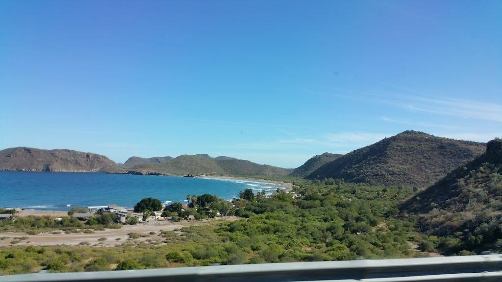 Loreto, Mexico - Loreto Coastline