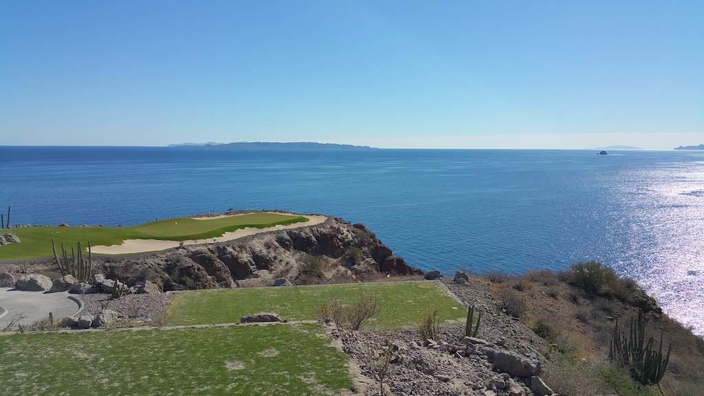 Loreto, Mexico - Golf at Villa del Palmar