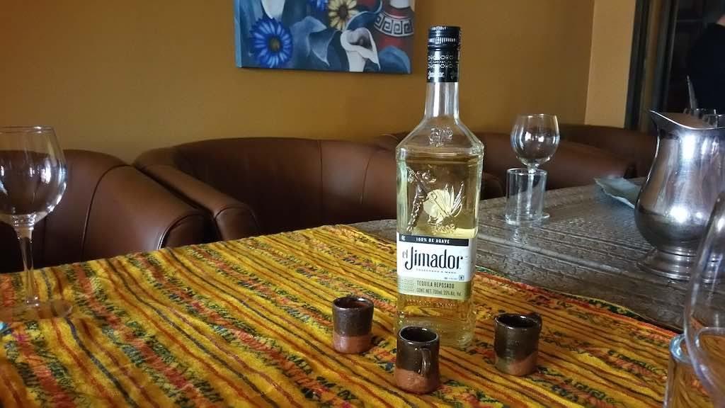 Loreto, Mexico - el Jimador Tequila