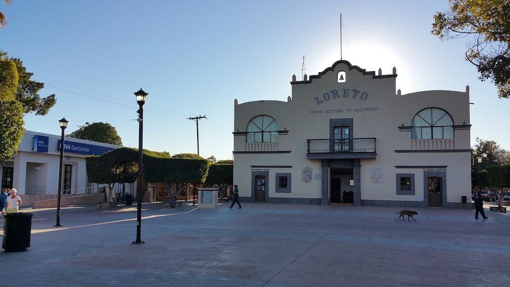 Loreto, Mexico - City Center