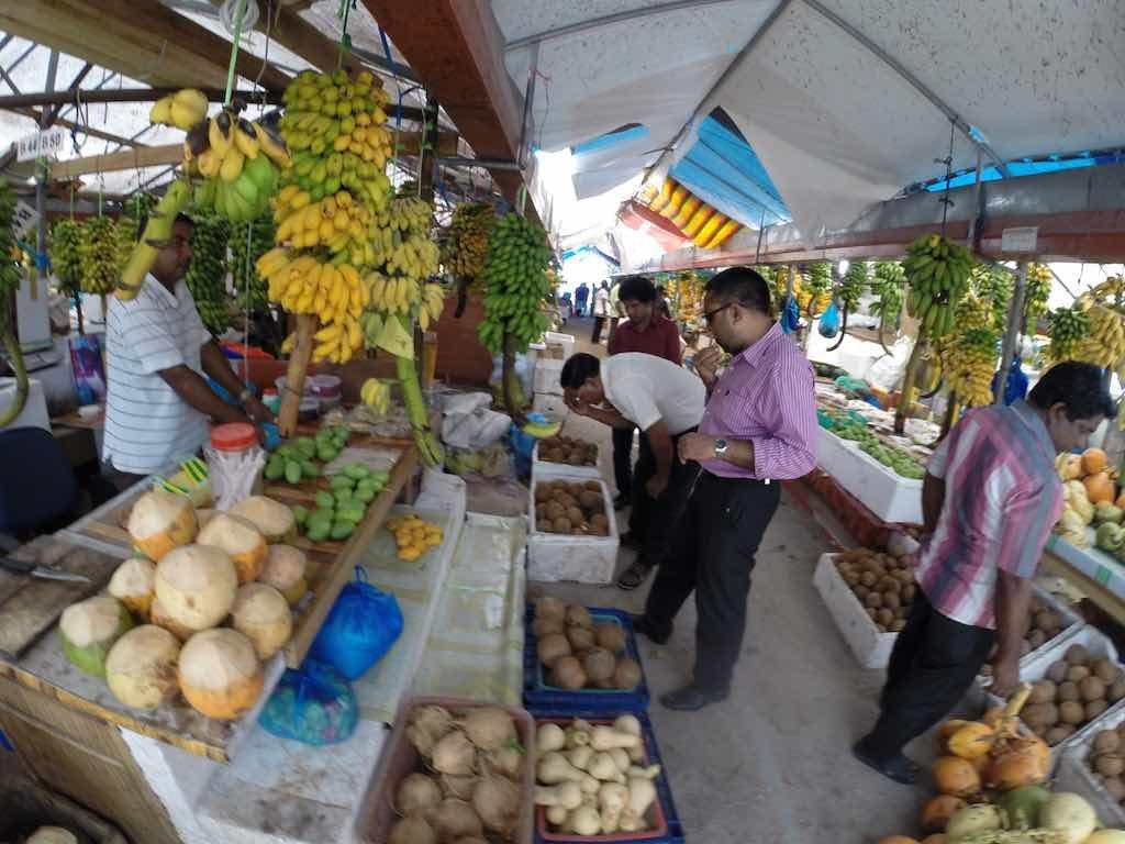 Malé, Maldives - Market