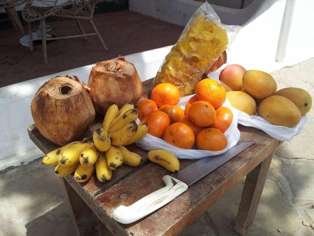 Mancora, Peru - Fruits