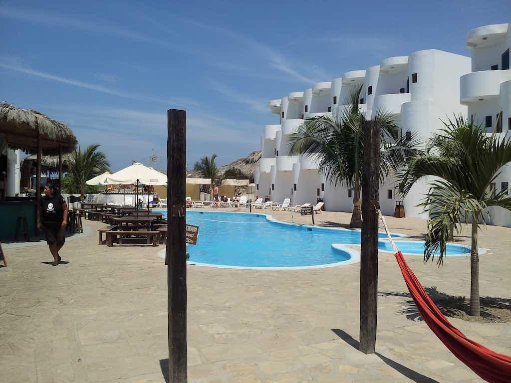 Mancora, Peru - Hostel