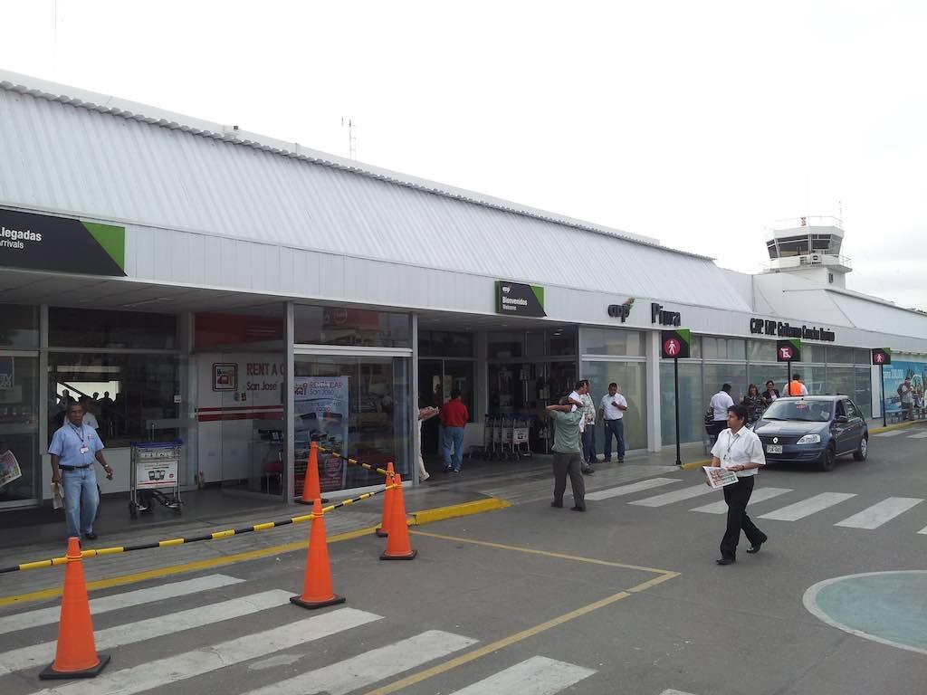 Mancuro, Peru - Puira Airport (PUI)