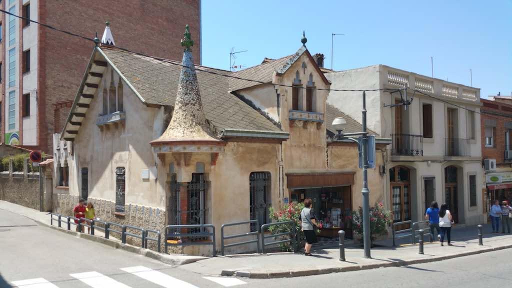 Molins de Rei, Spain - Architecture