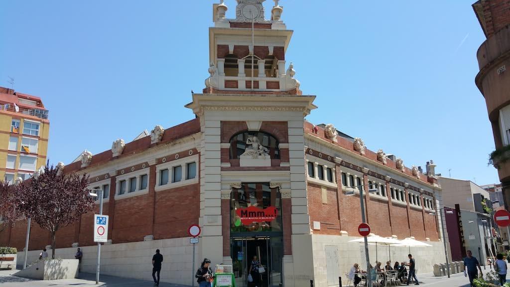 Molins de Rei Spain - Mercat (Market)
