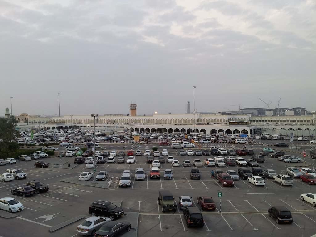 Muscat, Oman - Airport