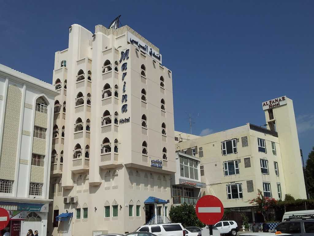 Muscat, Oman - Hotel in Muttrah