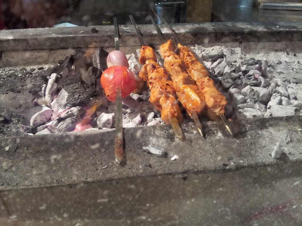 Muscat, Oman Kebab