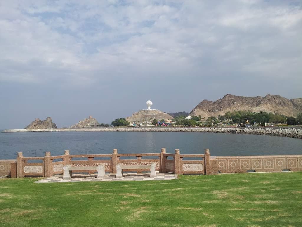 Muscat, Oman - Large Incense burner