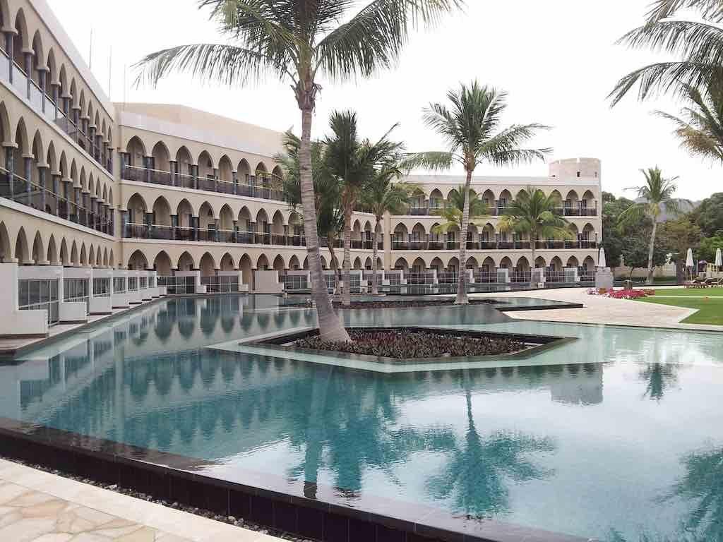 Muscat, Oman - Ritz Carlton