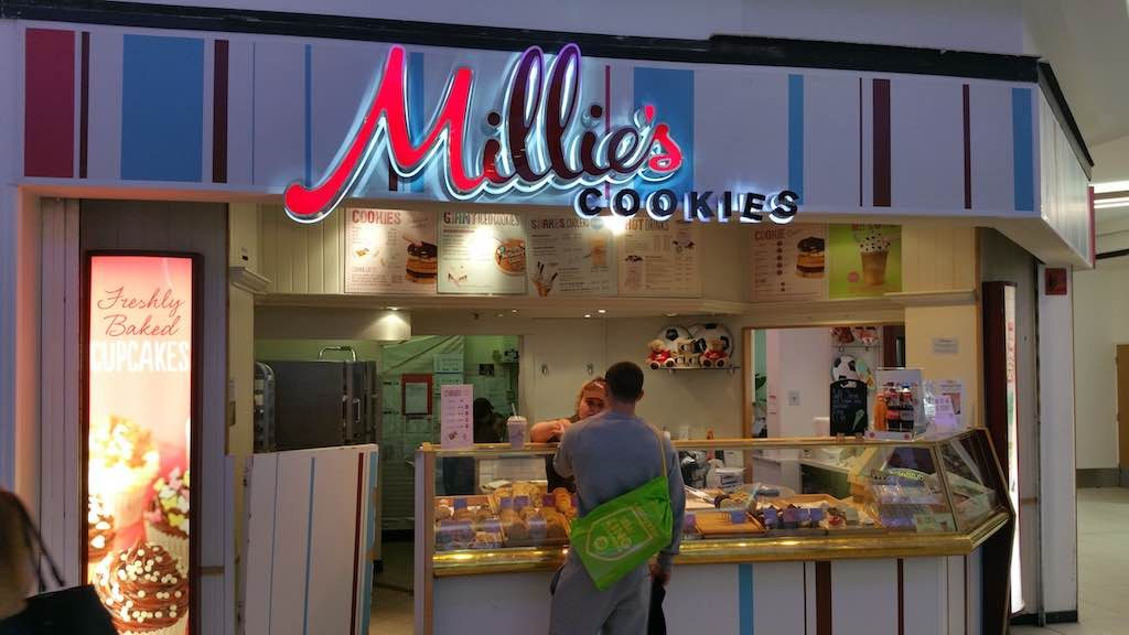 Nottingham, United Kingdom - Millie's Cookies