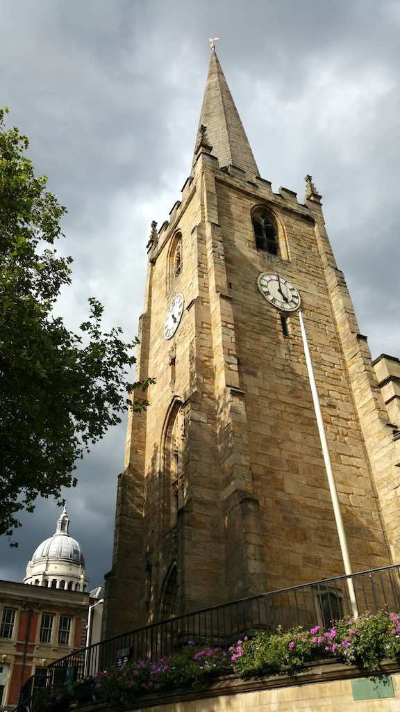 Nottingham, United Kingdom - Church