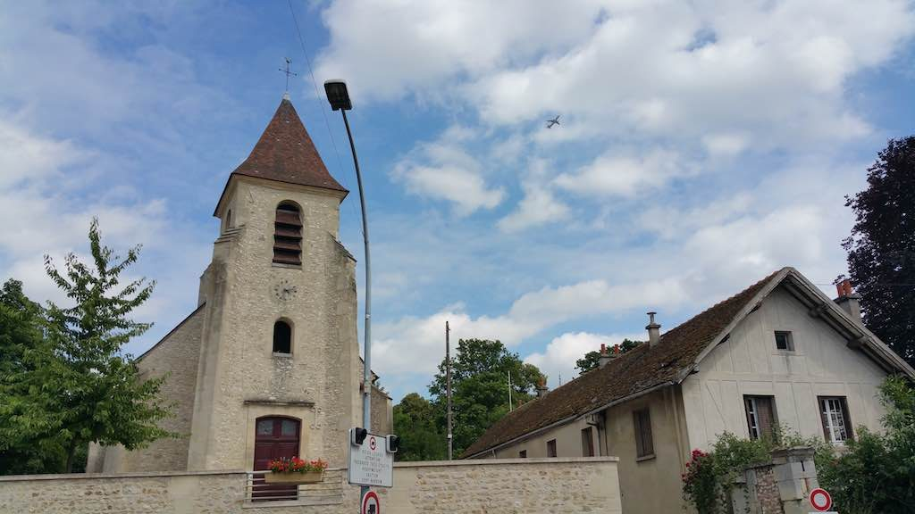 Roissy-en-France - Saint Eloi Church