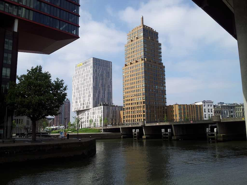 Rotterdam, Netherlands - Rotterdam Architecture