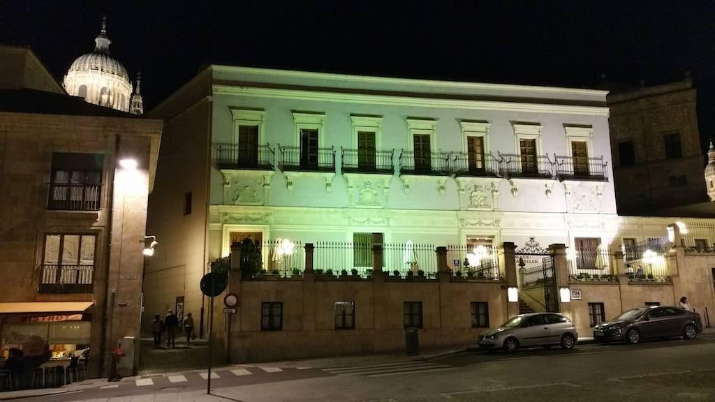 Salamanca, Castilla y Leon, Spain - nH Palacio Castellanos Hotel
