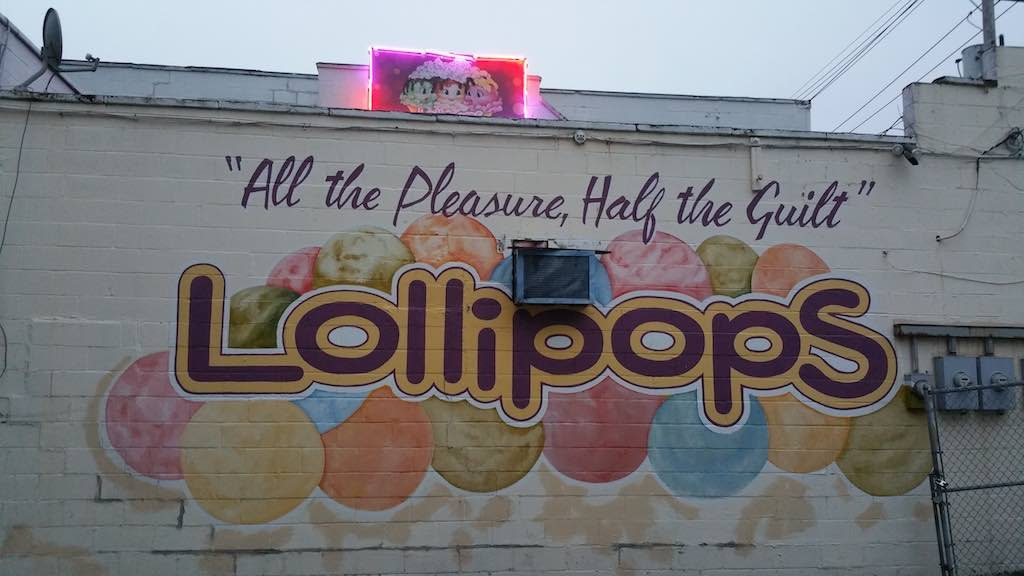The Bronx, New York - Lollipops Gelato
