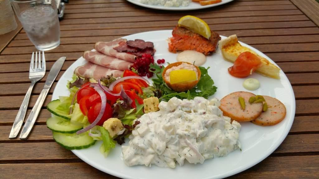 Vilhelmina, Sweden - Food