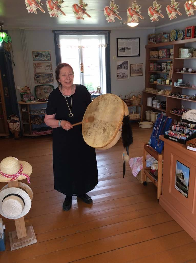 Vilhelmina, Sweden - Local Descendant