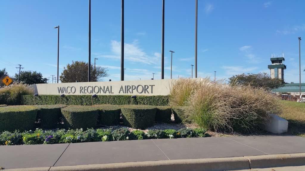 Waco, Texas USA - Waco Regional Airport