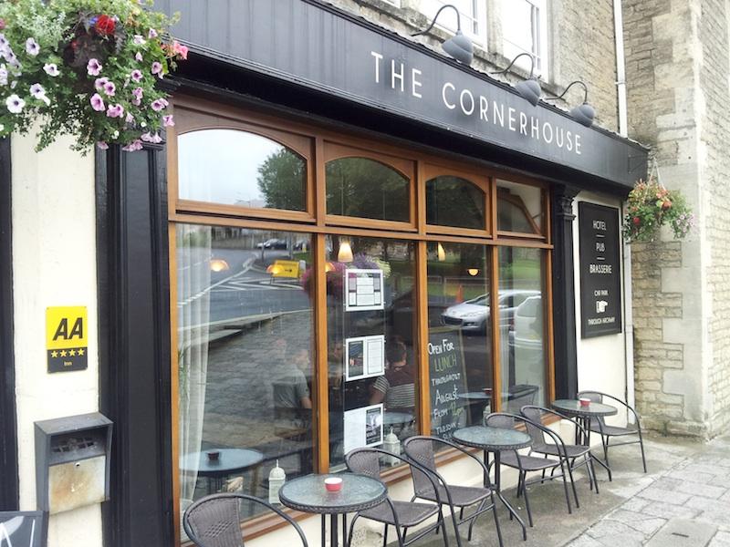 Frome United Kingdom - The Cornerhouse