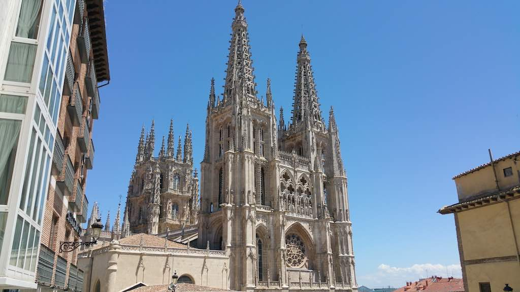 Burgos, Spain - Cathedral