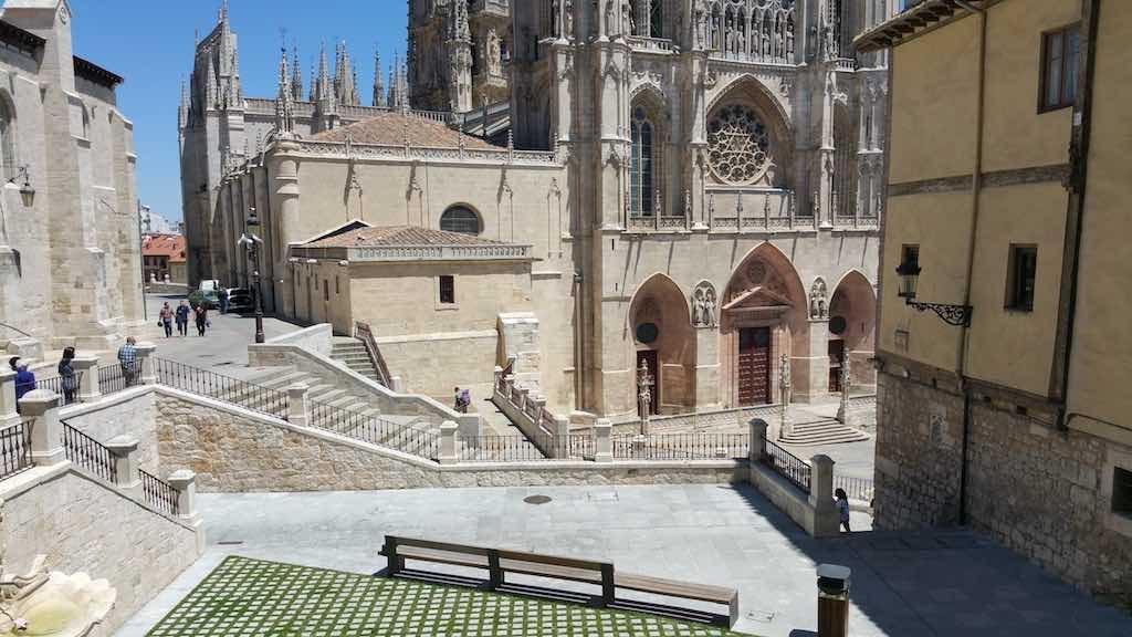 Burgos, Spain - Burgos Cathedral