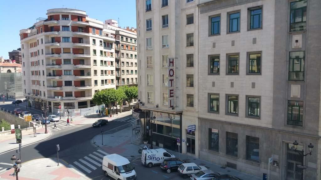 Burgos, Spain - Hotel