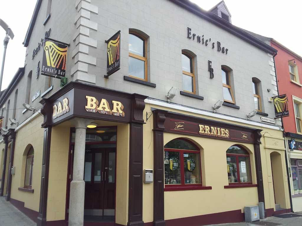 County Wicklow, Ireland - Ernie's Bar