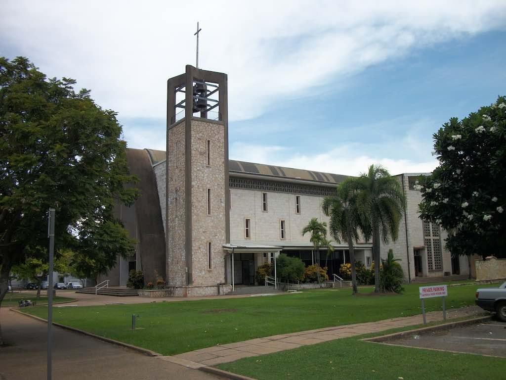 Darwin, Australia - Church